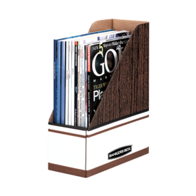 Bankers Box® Magazine Files - Letter