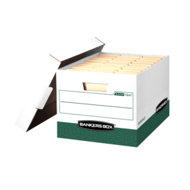 Bankers Box® R-Kive® - Letter/Legal, White/Green__07241.png