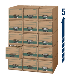 Bankers Box® Stor/Drawer® Steel Plus™ - Legal