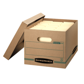 Bankers Box® Recycled Stor/File™ - Letter/Legal