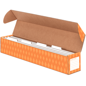Bankers Box® Sentence Strip Storage Box w/4 Dividers__33804 open.png