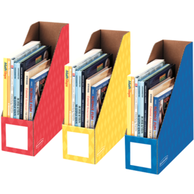 "Bankers Box® 4"" Magazine File Holders"