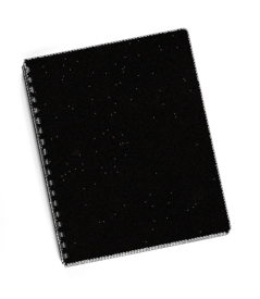Futura™ Presentation Covers  - Oversize, Black, 25 pack__5224701.png