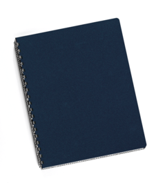 Futura™ Presentation Covers  - Oversize, Navy, 25 pack__5224801.png