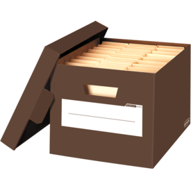 Bankers Box® Stor/File™-  Mocha Brown