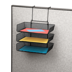 Mesh Partition Additions™ Triple Tray