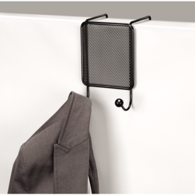 Mesh Partition Additions™ Double Coat Hook