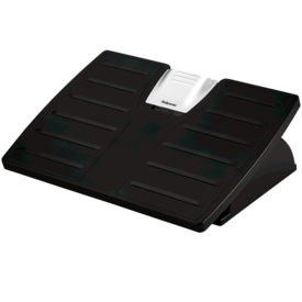 Reposapiés Ajustable Fellowes Office Suites™ con Protección Microban®__8032201_Hero_Left.png