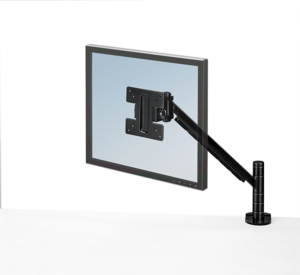 Bras porte écran plat Smart Suites™__8038201_DS MonitorArm_Hero.png