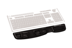 Health-V™ Crystal Keyboard Palm Support Black__9183201_Hero_wKeyboard_Black.png