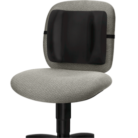 Ergonomic Backrest - Black