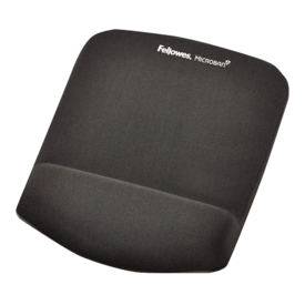 PlushTouch™ Mouse Pad/Wrist Rest with FoamFusion™ Technology - Graphite