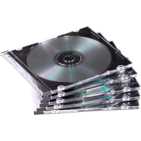 NEATO® Thin CD Jewel Case--Clear, 25 pack__98316_18.png