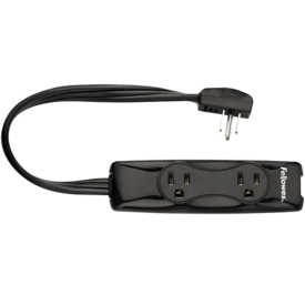 Travel Surge Protector - 4 Outlets