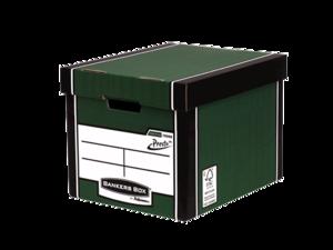 Grande caisse pour archives Bankers Box® Premium 726 verte__BB_PremTallStorageBoxGRNClosed_72608_A.png