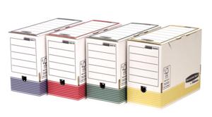 Boîte d'archives SYSTEM format A4 150 mm assortiment de 4 coloris__BB_SystBlue150mmA4TransFileAss_00392_G.png