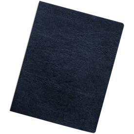 Executive Presentation Covers - Oversize, Navy, 200 pack