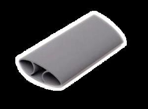 I-Spire Series Flex Poggiapolso Oscillante (Grigio)__ISpireKeyBoardWirstRestGraphite_9393301_HR.png