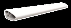 I-Spire Series Poggiapolsi Oscillante da Tastiera (Blanco)__ISpireKeyBoardWirstRestWhite_9393201-HR.png