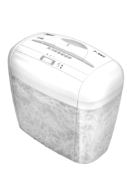 Powershred&#174; P-35C Cross-Cut Shredder - White__P-35C_3333501_HeroLeft.png