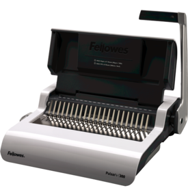 Pulsar+ 300 Manual Comb Binding Machine