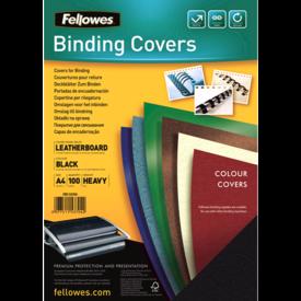 FSC zertifizierte A4 Deckblätter - Lederstruktur__leathergrain_front_53704.png