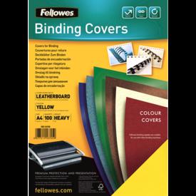 FSC zertifizierte A4 Deckblätter - Lederstruktur__leathergrain_front_53705.png