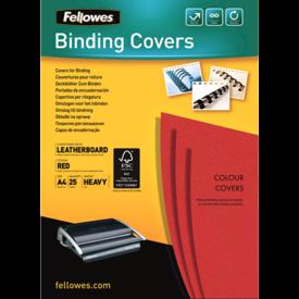 FSC zertifizierte A4 Deckblätter - Lederstruktur__leathergrain_front_53737.png