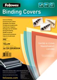 Copertine giallo trasparente in PVC - 200 Micron A4__pvc-cover_front_53770.png