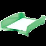 Corbeille à courrier empilable Green2Desk - Vert__00080_G2D_LetterTray_Grn_LH_b.png