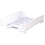 Corbeille à courrier empilable Green2Desk - blanc__00081_G2D_LetterTray_Wht_LH_b.png