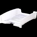 Corbeille à courrier empilable Green2Desk - blanc__00081_G2D_LetterTray_Wht_LH_b.png