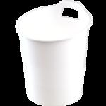 G2D Wastebin - White