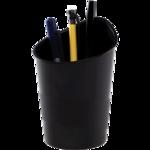 Pot à crayon Green2Desk - Noir__00164_G2D_PencilCup_Blk_LH_b.png