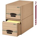 Bankers Box® Recycled Stor/Drawer® - Letter