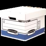 Caisse à charge lourde Bankers Box® System - Bleu