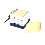 Bankers Box® Stor/File™ End Tab - Letter/Legal
