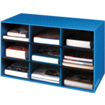 Bankers Box® 9 Compartment Classroom Cubby__33807.png