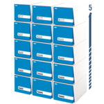 "Bankers Box® Stor/Drawer® Premier™– 18"" Legal, Blue__37930_37931 Blue_18 BANK Arrow.png"
