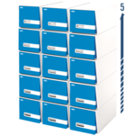 "Bankers Box® Stor/Drawer® Premier™– 24"" Legal, Blue__37940_37941 Blue_24BANK Arrow.png"