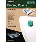 Earth Series 100% Recycled Covers - Ivory Stone A4__5361901 Ivory Stone front.png