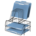 Wire Double Tray with Step File®__72391.png