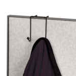 Wire Partition Additions™ Double Coat Hook__75510.png