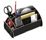 Earth Series™ Schreibtisch-Organizer, schwarz__80112.png