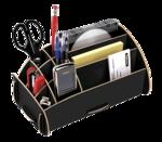 Portaoggetti da scrivania Earth Series™ - Nero__80112_hero.png
