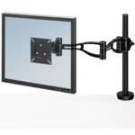 Fellowes® Depth Adjustable Monitor Arm__8041601_PSMonitorArm_Hero.png