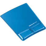 Health-V™ Crystal Mouse Pad/Wrist Support Blue__9182201_Hero.png