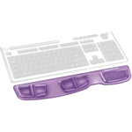 Supporto palmare da tastiera Health-V™ Crystal - Viola __9183601_Hero_wKeyboard_purple.png