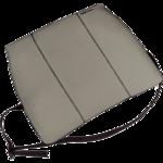 Smart Suites™ Slimline rugsteun grafiet__91909_SlimlineBackSupport_RF.png