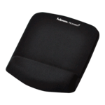 PlushTouch™ Mouse Pad/Wrist Rest with FoamFusion™ Technology - Black__9252001_PlushTouch_black.png
